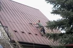 Naprawa dachu - malowanie w Rzeszowie