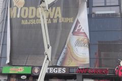 Instalowanie reklam przy pomocy usług zwyżki w Rzeszowie